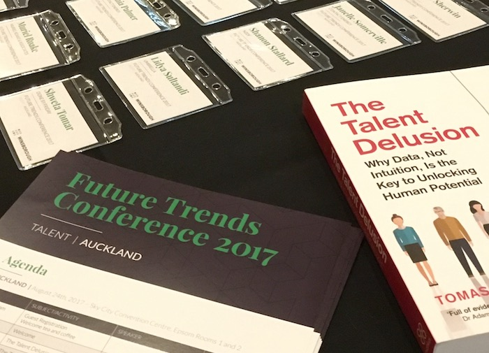 Future trends talents 2017