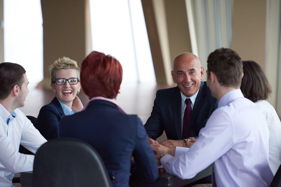What do high performing leadership teams look like