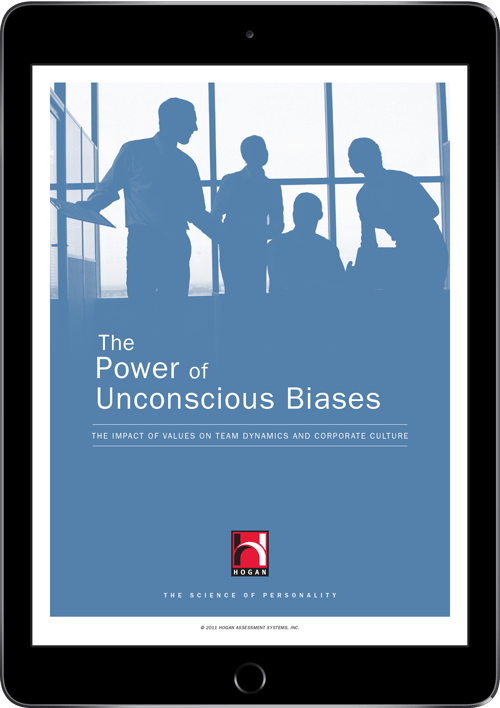The Power of Unconscious Biases