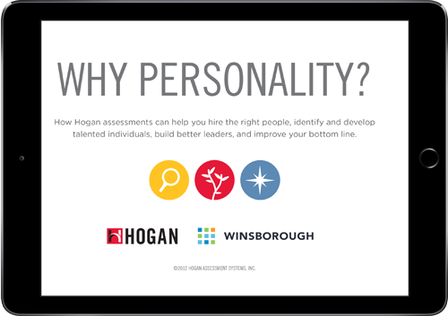 Why personality