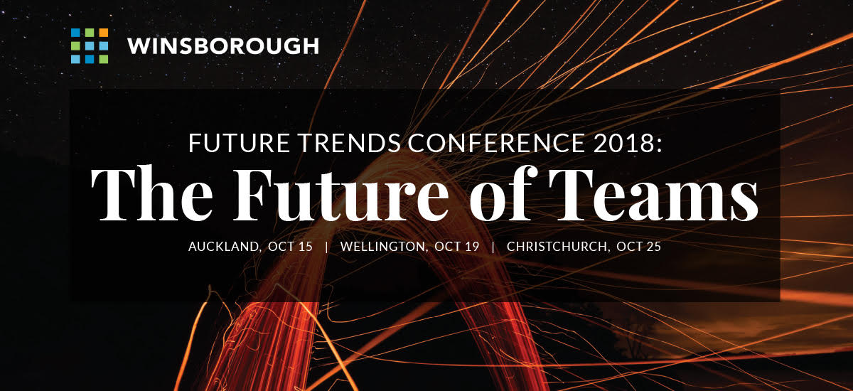 Future Trends 2018 email header