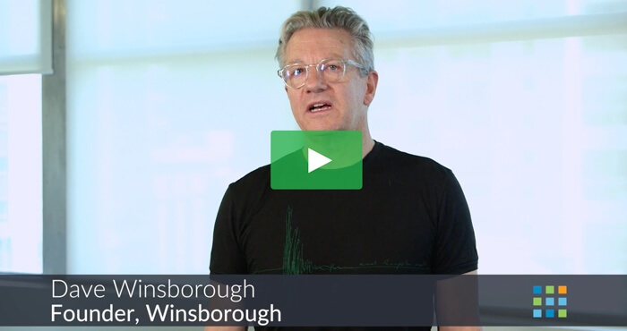 Dave talks about Winsborough Labs
