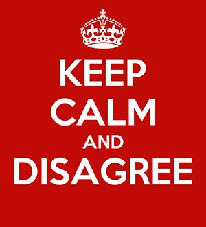 Keep_calm_and_disagree poster 300x331