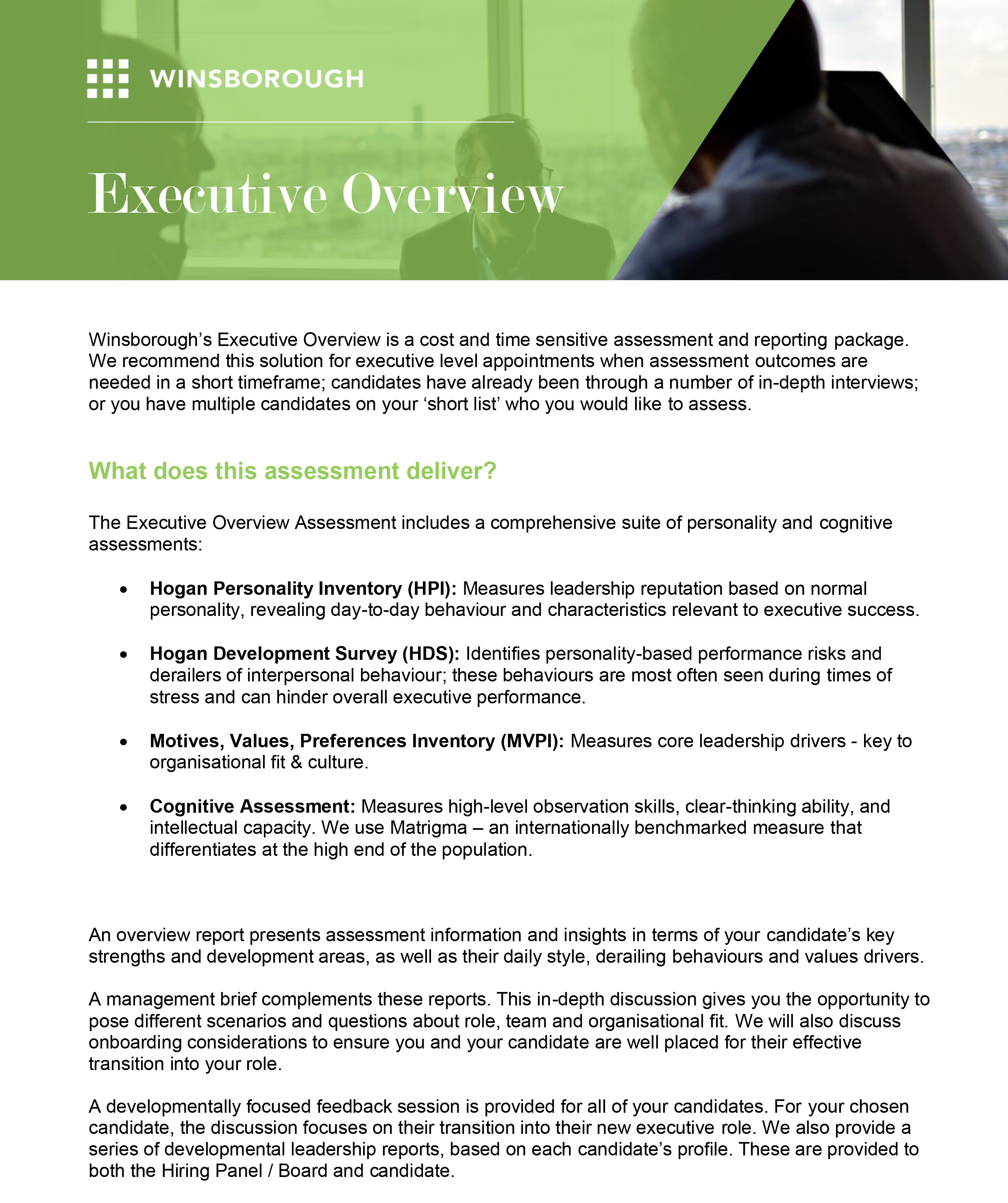 99_Winsborough__NoPrice_OnePageOverview_Exexcutive_Overview_2020_04_16 copy