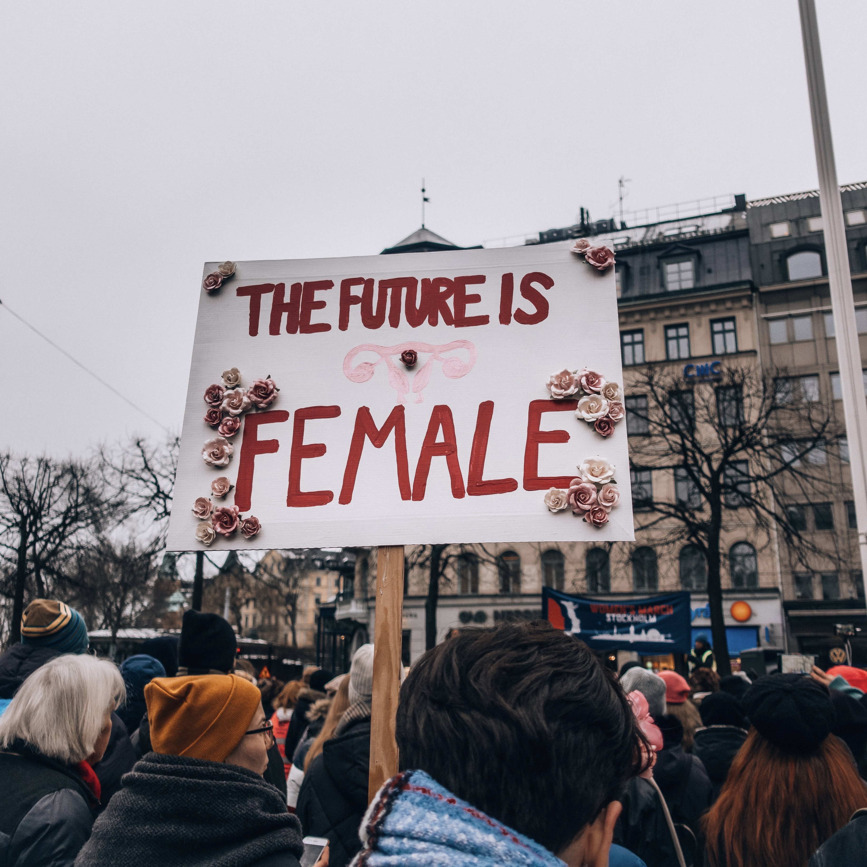 Are women better leaders?
